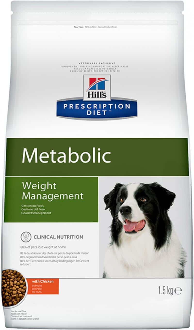 Корм для собак Hill`s Prescription Diet Metabolic Weight Management