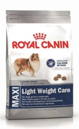 Корм для собак Royal Canin Maxi Light Weight Care